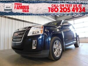2015 Gmc Terrain SLT. Text 780-205-4934 for more information!
