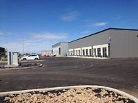 For Lease: Newly Constructed Industrial / Office Bay
