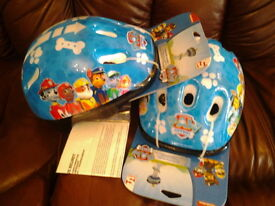 PAW PATROL SAFETY HELMETS FOR KIDS
