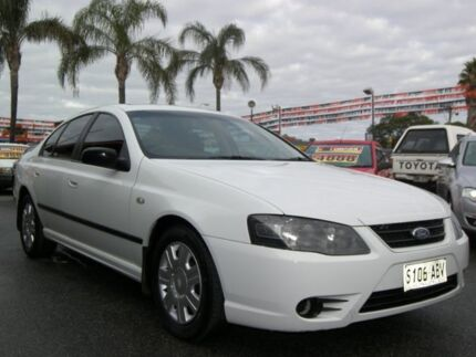 2007 Ford Falcon BF MkII 07 Upgrade XT 4 Speed Auto Seq Sportshift Sedan Enfield Port Adelaide Area Preview