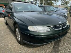 1999 Holden Commodore VTII Executive Green 4 Speed Automatic Sedan Werribee Wyndham Area Preview