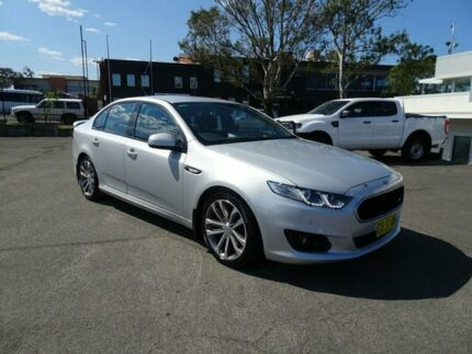 2015 Ford Falcon FG X XR6 Lightning Strike 6 Speed Sports Automatic Sedan Nowra Nowra-Bomaderry Preview