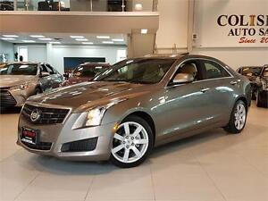 2014 Cadillac ATS 2.5L-ONLY 60KM-FACTORY WARRANTY