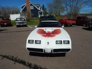 79 Trans Am with only 25Km