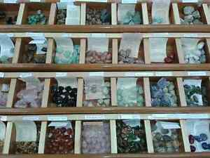 Large Selection of Healing Stones and Minerals!