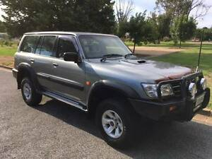2004 Nissan Patrol ST 3.0 Turbo Diesel Wagon LOW KMS! LOTS EXTRAS Adelaide CBD Adelaide City Preview