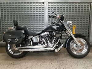 2012 Harley-Davidson FAT BOY 103 (FLSTF) Road Bike 1690cc Adelaide CBD Adelaide City Preview