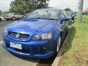2006 Holden Commodore VE SV6 Blue 5 Speed Automatic Sedan Werribee Wyndham Area Preview