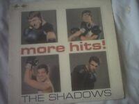 Vinyl LP More Hits The Shadows