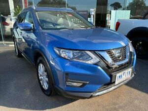 2018 Nissan X-Trail T32 Series II ST-L X-tronic 2WD Blue 7 Speed Constant Variable Wagon Ringwood Maroondah Area Preview