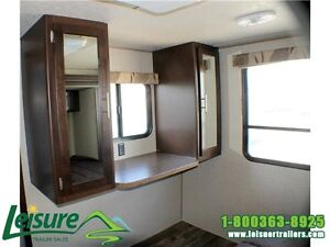 2016 Forest River Cherokee Grey Wolf 29DSFB Travel Trailer Windsor Region Ontario image 16