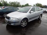 2008 08 reg skoda octavia 1.9 td estate mot good old car £895
