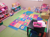 Accredited home daycare in Edmonton(learn through play concept)