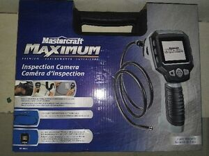 MAXIMUM INSPECTION CAMERA   ( BRAND NEW )