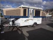 2010 Jayco Dove Moonah Glenorchy Area Preview