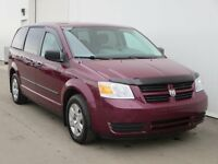 2009 Grand Caravan SE One Owner! Priced to Sell! ALL APPROVED!