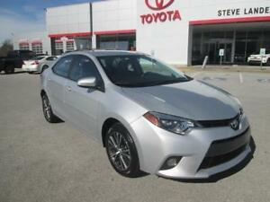 2016 Toyota Corolla LE-AUTO-SUNROOF-CAMERA-BLUETOOTH-ONLY 41KM