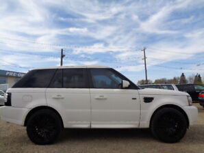 2009 Land Rover Range Rover Sport HSE-NAVI-LEATHER-SUNROOF