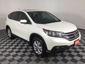 2014 Honda CR-V EX-L w/HEATED LEATHER, MOONROOF, REARVIEW CAMERA
