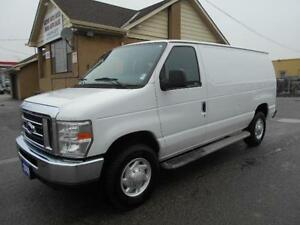 2009 FORD E250 Cargo 4.6L V8 Loaded Chrome Package ONLY 72Km