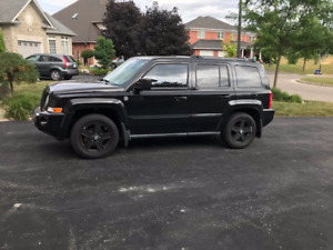 2010 JEEP PATRIOT FULLY LOADED