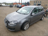 VOLKSWAGEN GOLF GT TDi - WU58XMA - DIRECT FROM INS CO
