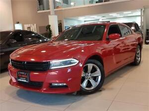 2016 Dodge Charger SXT-NAVIGATION-SUNROOF-NEW TIRES-ONLY 77KM