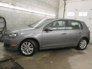 2012 Volkswagen Golf TOIT OUVRANT MAGS A/C SIÉGES CHAUFF 87000KM