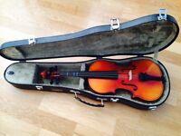 3/4 suzuki violin