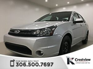 2011 Ford Focus SES | Leather | Sunroof