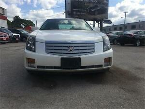 2006 Cadillac CTS Leather Seats! Heated Seats! Sunroof! A/C!