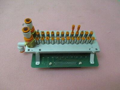 SMC, Pneumatic, 24 Solonoid, Manifold, 24VDC, 398981