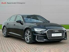 image for 2019 Audi A6 40 Tdi S Line 4Dr S Tronic Auto Saloon Diesel Automatic