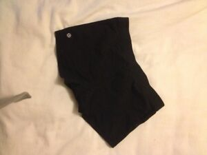 Lululemon volleyball short shorts Medium