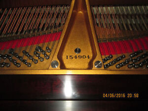 Steinway Grand Piano 6'2 Model A West Island Greater Montréal image 3