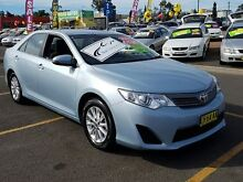 2014 Toyota Camry ASV50R Altise Shimmer 6 Speed Automatic Sedan Five Dock Canada Bay Area Preview