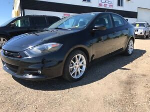 2013 Dodge Dart SXT Only 42700 km's!!! Sale $10950! $226.97/MO