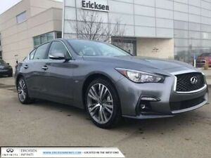 2019 Infiniti Q50 EXECUTIVE DEMO/SIGNATURE PKG
