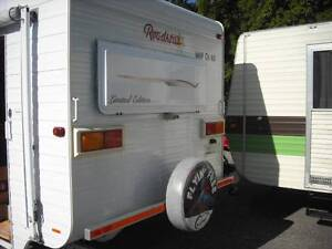 "2004 Roadstar 19'6"" WITH TOILET AND SHOWER FOR SALE SUNSHINE COAS"