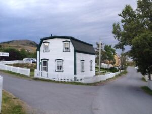 Century Home for sale in Beautiful Town of Trinity!