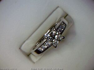 Magnificent BIRKS Diamond Ring In Platinum