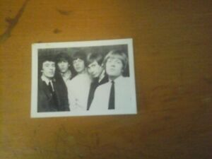 Vintage Official National Rolling Stones Fan Club Card 1960's