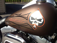 2011 FAT BOY LO HARLEY DAVIDSON  ***RARE PAINT*** # 1/200
