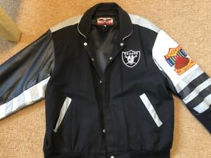 L.A. Raiders Jacket Almost NEW!!!