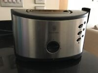 Russell Hobbs brushed Stainless Steel Toaster