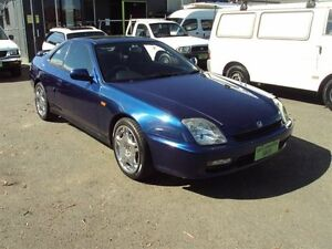 1997 Honda Prelude VTi-R Blue 4 Speed Automatic Coupe Punchbowl Canterbury Area Preview