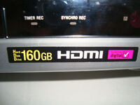 SONY DVD Hard Drive Recorder RDR-HXD860