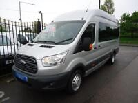 2015 FORD TRANSIT 460 TREND ECONETIC 125PS EURO 6 17 SEATER