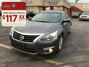 2015 Nissan Altima 2.5 S | BLUETOOTH | LOCAL TRADE IN
