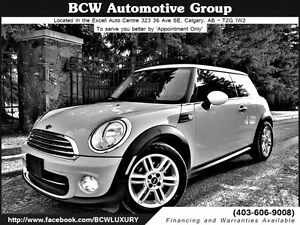 2013 Mini Cooper Chrome SOLD! $15,995.00